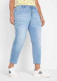 7/8-boyfriendjeans, multistretch, John Baner JEANSWEAR