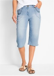 Caprijeans i stretch, bpc bonprix collection