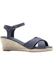 Sandalett med kilklack, bpc bonprix collection