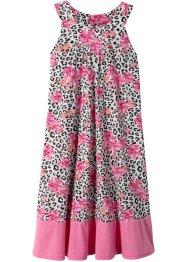 be58fd55508c Leopardmönstrad klänning till flickor, bpc bonprix collection