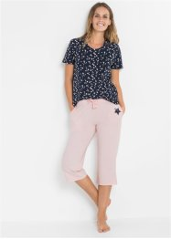 Pyjamasbyxa i caprimodell, bpc bonprix collection