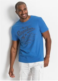 T-shirt med tryck (2-pack), bpc bonprix collection