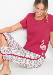 Pyjamas med capribyxor, bpc bonprix collection