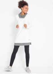Sweatshirt och leggings (2 delar), bpc bonprix collection