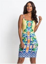 d667c11fe536 Blommig klänning, BODYFLIRT boutique. Storlek / Tillgänglighet