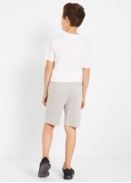 T-shirt + linne + bermudashorts (4 delar), bpc bonprix collection