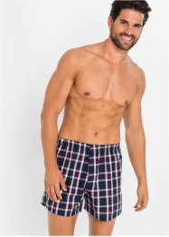 Boxershorts i vävt material (3-pack), bpc bonprix collection