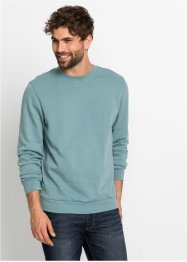 Sweatshirt med rund halsringning, bpc bonprix collection