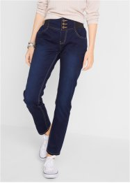 Powerstretchjeans med komfortmidja, smal passform, bpc bonprix collection