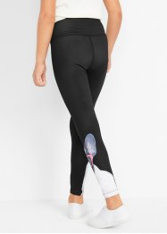 Flickleggings med fototryck, bpc bonprix collection