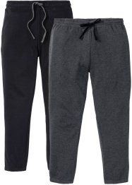 Joggingbyxa (2-pack), bpc bonprix collection