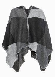 Rutig poncho, bpc bonprix collection