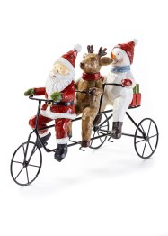 "Dekorationscykel ""Santa and friends"", bpc living bonprix collection"