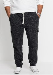 Joggingbyxa med cargofickor, bpc bonprix collection