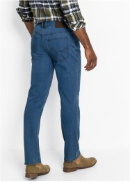 Stretchjeans, normal passform, raka ben (2-pack), John Baner JEANSWEAR