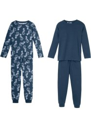 Pyjamas för pojkar (4 delar), bpc bonprix collection