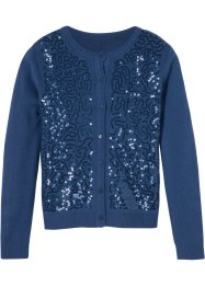 Cardigan med paljetter, bpc bonprix collection