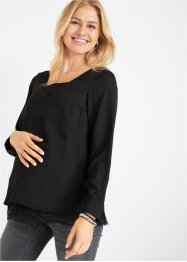 Mamma/amningsblus med spets, bpc bonprix collection