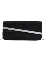 Clutch med snett lock, bpc bonprix collection