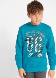 Sweatshirt för pojkar (2-pack), bpc bonprix collection