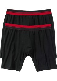 Långa boxershorts (2-pack), bpc bonprix collection