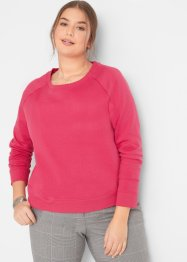 Sweatshirt med raglanärmar, bpc bonprix collection