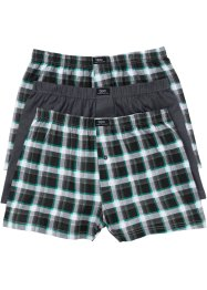 Lediga jerseyboxershorts (3-pack), bpc bonprix collection
