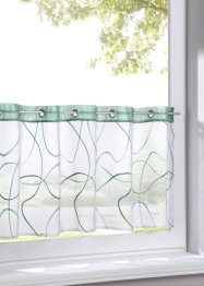 Broderad panelgardin, bpc living bonprix collection