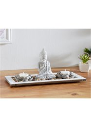 "Dekorationsbricka ""Buddha med ljus"", bpc living bonprix collection"