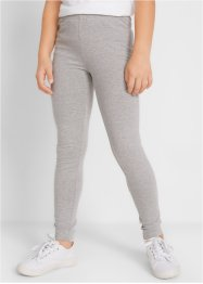 Leggings för flickor (2-pack), bpc bonprix collection