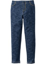 Flickleggings med denimlook, bpc bonprix collection