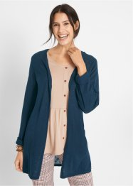 Cardigan med slitsar, bpc bonprix collection