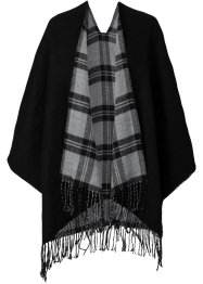 Vändbar poncho, bpc bonprix collection