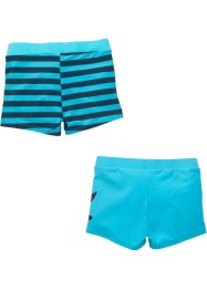 Badshorts för pojkar (2-pack), bpc bonprix collection