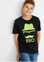 T-shirt med coolt tryck, bpc bonprix collection