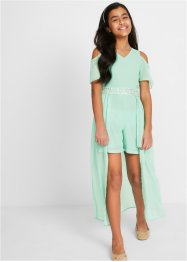 Festlig jumpsuit för flickor, bpc bonprix collection
