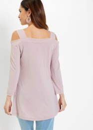 Lång topp med cold shoulder-look, bpc selection premium