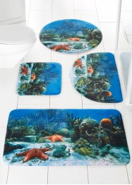 "Badrumsmatta ""Reef"", memoryskum, bpc living bonprix collection"