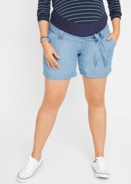 Mammalinneshorts med jeanslook, bpc bonprix collection