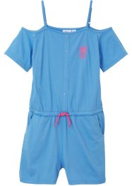Jerseyjumpsuit för flickor, bpc bonprix collection