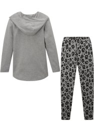 Topp och leggings (2 delar), bpc bonprix collection