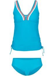 Tankini med Lycra (2-delat set), bpc bonprix collection