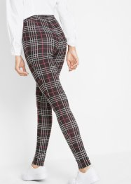 Glencheckrutiga leggings, bpc bonprix collection