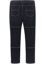 Stretchjeans, normal passform, bekvämt snitt, raka ben, bpc bonprix collection