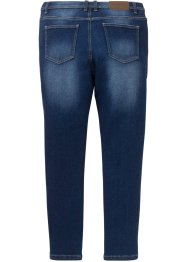 Powerstretchjeans, normal passform, avsmalnande ben, John Baner JEANSWEAR