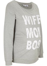Mammasweatshirt, bpc bonprix collection