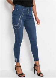 Jeans med nitapplikation, BODYFLIRT