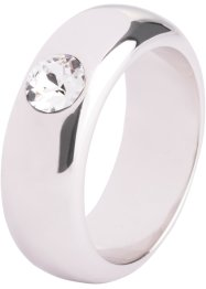 Ring med Swarovski®-kristall, bpc bonprix collection