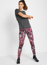 Topp, leggings och linne (3 delar), bpc bonprix collection