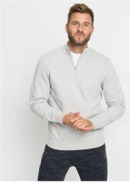 Sweatshirt med krage, bpc bonprix collection